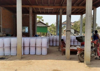 Distributie waterfilters