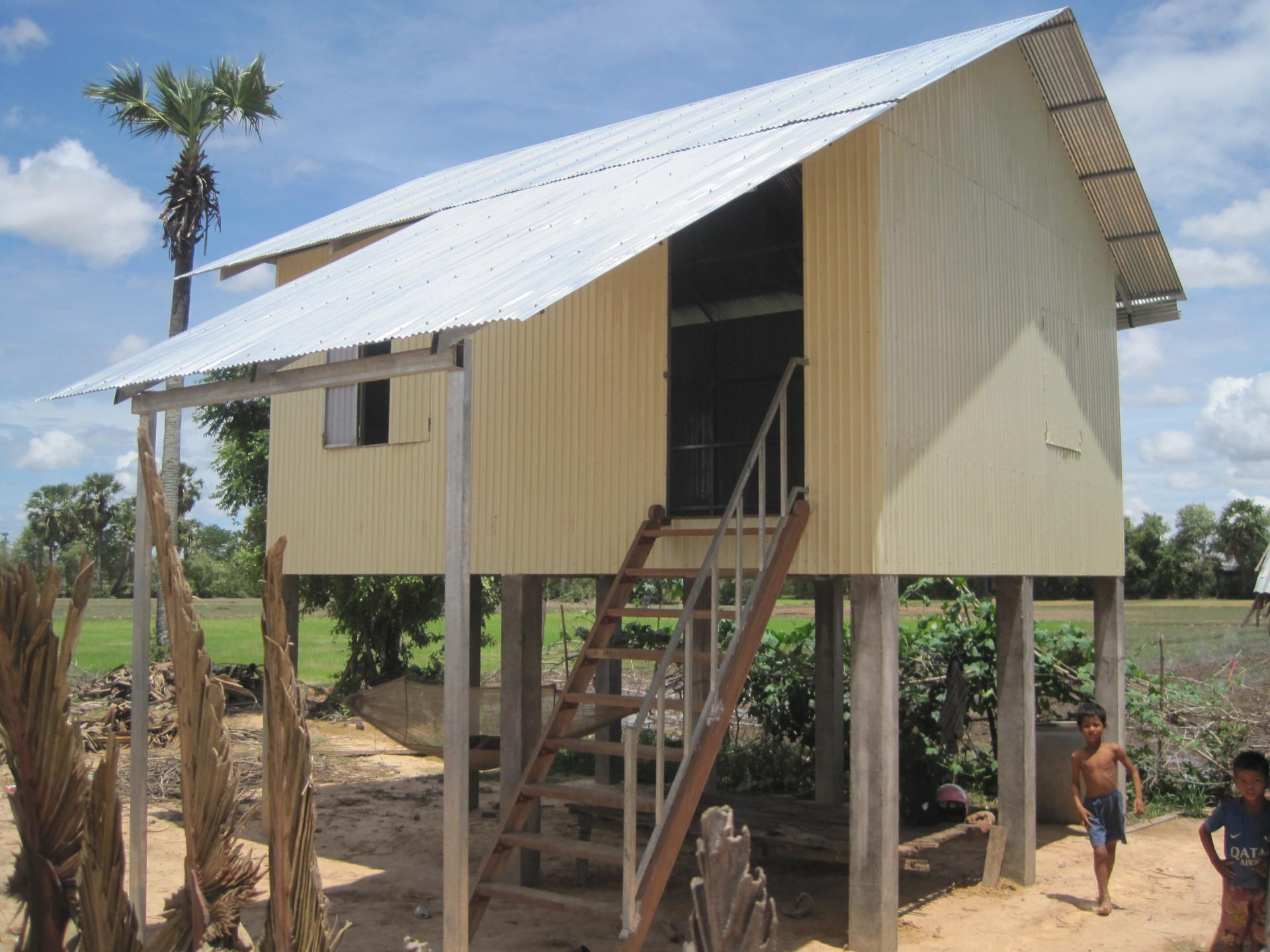 Projecten huizen stichting de brug - Nieuw huis ...