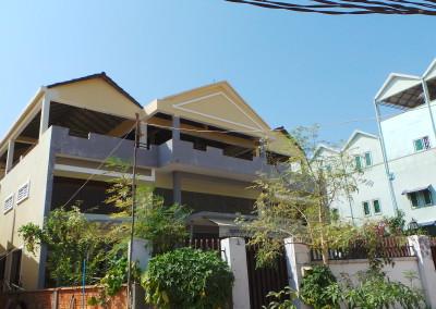 Spie-en kantoor in Phnom Penh