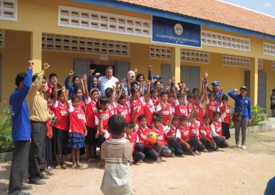 Opening van een school door AFAS