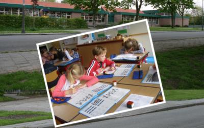 Mooi resultaat actie Groen van Prinstererschool uit Kampen
